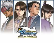 Wallpaper/fond d'écran Phoenix Wright: Ace Attorney - Trials and Tribulations /  (Jeux vidéo)