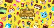Wallpaper/fond d'écran Animal Crossing : Pocket Camp / Animal Crossing: Pocket Camp (Jeux vidéo)