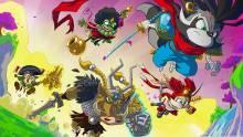 Visuel Des jeux vidéo indé hommages au Japon mais pas que