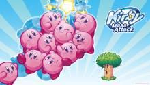 Wallpaper/fond d'écran Kirby Mass Attack /  (Jeux vidéo)
