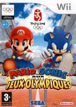 Visuel Mario et Sonic aux Jeux Olympiques