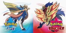 Visuel Pokémon Epée et Bouclier