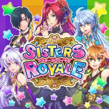 Visuel Le shoot'em up Sister's Royale arrive en version physique et collector
