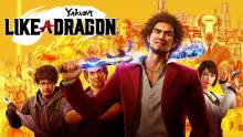 Wallpaper/fond d'écran Yakuza Like a Dragon / Ryū ga gotoku 7 hikari to yami no yukue (龍が如く7 光と闇の行方) (Jeux vidéo)