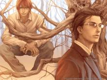 Wallpaper/fond d'écran In These Words / In These Words (Manhua)