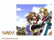 Wallpaper/fond d'écran Yureka / Yureka (유레카) (Manhwa)
