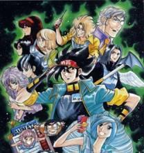 Visuel Capitaine Anime pour vous servir!