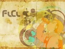 Wallpaper/fond d'écran Fuli Culi (FLCL) / Fuli Culi (FLCL) (OAV)