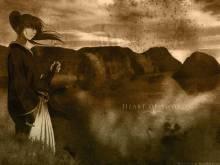 Wallpaper/fond d'écran Kenshin le vagabond / Rurouni Kenshin (OAV)