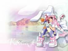 Wallpaper/fond d'écran Nurse Witch Komugi-chan Magikarte / Nurse Witch Komugi-chan Magikarte (OAV)