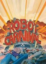 Visuel Robot bagarreur, robot sentimental, robot errant...