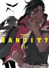 Visuel Les sept bandits