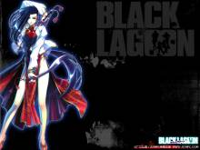 Wallpaper/fond d'écran Black Lagoon / Black Lagoon (ブラックラグーン) (Seinen)