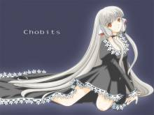 Wallpaper/fond d'écran Chobits / Chobits (Seinen)