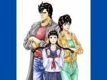 Wallpaper/fond d'écran City Hunter Rebirth / Kyou Kara City Hunter (今日から CITY HUNTER) (Seinen)