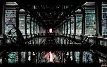Wallpaper/fond d'écran Dans l'abîme du temps / Toki wo Koeru Kage (時を超える影) - H. P. Lovecraft's The Shadow out of Time (Seinen)
