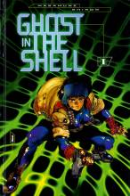 Visuel Ghost in the shell, le manga original