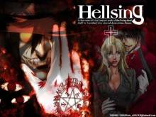 Wallpaper/fond d'écran Hellsing / Hellsing (Seinen)