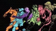 Wallpaper/fond d'écran Jojo's bizarre adventure Part8 - JoJolion / Jojo no Kimyou na Bouken - Jojorion (ジョジョリオン) (Seinen)