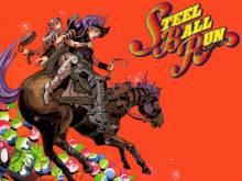 Wallpaper/fond d'écran Steel Ball Run / Steel Ball Run– Jojo kimyou na bouken Part 7 (ジョジョの奇妙な冒険 Part7 スティール・ボール・ラン) (Seinen)