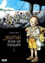 Visuel La vie d'un mangaka à travers les époques