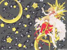 Wallpaper/fond d'écran Card Captor Sakura / Card Captor Sakura (カードキャプターさくら) (Shōjo)
