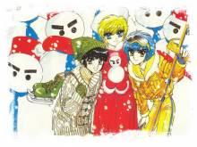 Wallpaper/fond d'écran Clamp School Detectives / CLAMP Gakuen Tantei Dan (Shōjo)