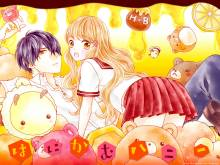Wallpaper/fond d'écran Honey come honey / Honey come honey (はにかむハニー) (Shōjo)