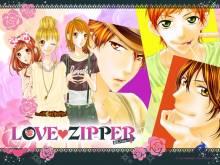 Wallpaper/fond d'écran Love Zipper / Love Zipper (Shōjo)