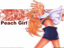 Wallpaper/fond d'écran Peach girl / Peach girl (Shōjo)
