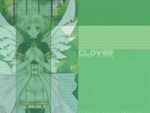 Wallpaper/fond d'écran Trefle / Clover (Shōjo)
