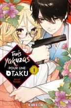 Visuel Sa vie devient plus folle que celle de son jeu de drague yakuza