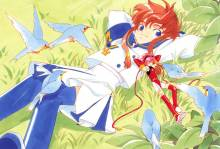 Wallpaper/fond d'écran Angelic layer / Angelic layer (Shōnen)