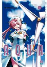 Visuel Aqua / Aqua (Shōnen)