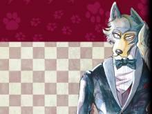 Wallpaper/fond d'écran Beastars / BEASTARS ビースターズ (Shōnen)