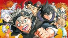 Wallpaper/fond d'écran Black Clover / Black Clover (Shōnen)