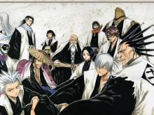 Wallpaper/fond d'écran Bleach / Bleach (Shōnen)