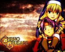 Wallpaper/fond d'écran Chrno Crusade / Chrno Mary Magdalene Crusade (Shōnen)