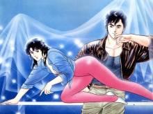 Wallpaper/fond d'écran City Hunter (Nicky Larson) / City Hunter (シティーハンター) (Shōnen)