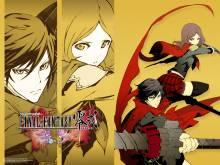 Wallpaper/fond d'écran Final Fantasy Type-0 / Final Fantasy Reishiki (ファイナルファンタジー 零式) (Shōnen)