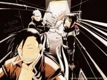 Wallpaper/fond d'écran Fullmetal Alchemist / Fullmetal Alchemist (Shōnen)