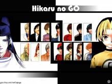 Wallpaper/fond d'écran Hikaru no go / Hikaru no go (Shōnen)