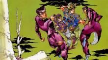 Wallpaper/fond d'écran JoJo's Bizarre Adventure / JoJo no Kimyou na Bouken (Shōnen)