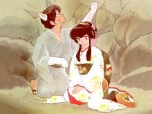 Wallpaper/fond d'écran Maison Ikkoku - Juliette je t'aime / Maison Ikkoku (Shōnen)