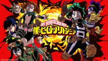 Wallpaper/fond d'écran My Hero Academia / Boku no Hero no Academia (僕のヒーローアカデミア) (Shōnen)