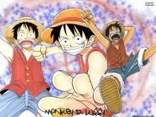 Wallpaper/fond d'écran One Piece / One Piece (ンピース) (Shōnen)