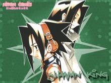 Wallpaper/fond d'écran Shaman King / Shaman King (Shōnen)