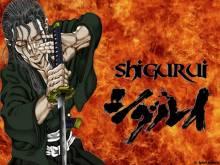 Wallpaper/fond d'écran Shigurui / Shigurui (シグルイ) (Shōnen)