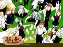 Wallpaper/fond d'écran Silver Spoon - La Cuillère d'Argent / Gin no Saji - Silver Spoon (Shōnen)