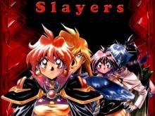 Wallpaper/fond d'écran Slayers - Knight of Aqua Lord / Slayers - Knight of Aqua Lord (Shōnen)